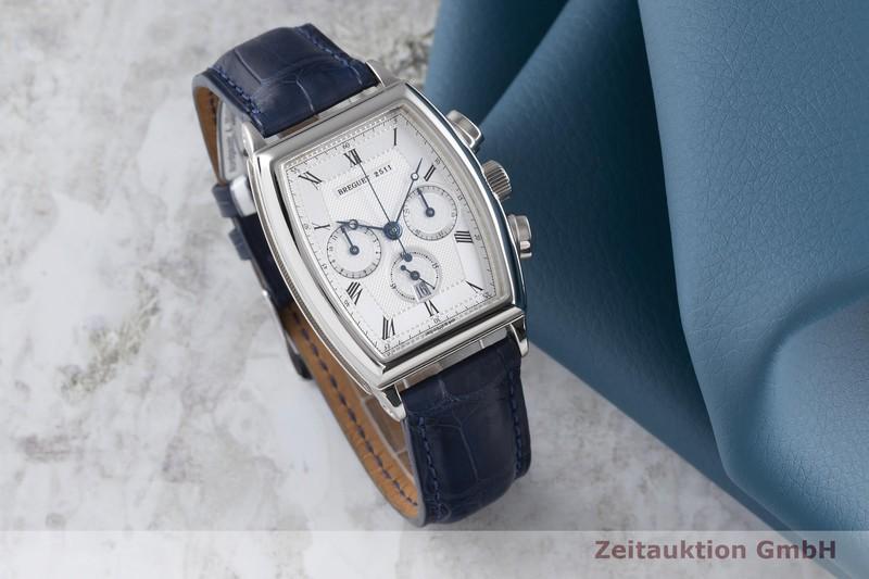 gebrauchte Luxusuhr Breguet Heritage  Chronograph 18k Weissgold Automatik Kal. 550 Ref. 5460    2103822 _0