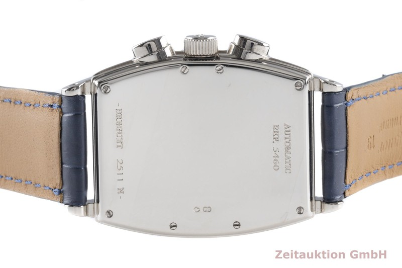 gebrauchte Luxusuhr Breguet Heritage  Chronograph 18k Weissgold Automatik Kal. 550 Ref. 5460    2103822 _1