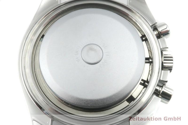 gebrauchte Luxusuhr Omega Speedmaster Chronograph Stahl Handaufzug Kal. 1861 Ref. 3577.50.00, 145.0228    2103827 _1