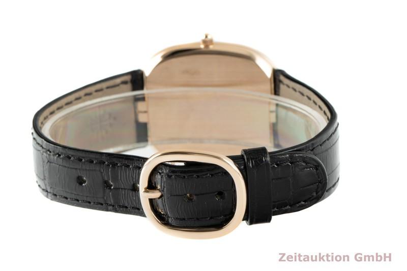 gebrauchte Luxusuhr Patek Philippe Golden Ellipse 18k Rotgold Automatik Kal. 240/111 Ref. 3738/100  | 2103832 _1