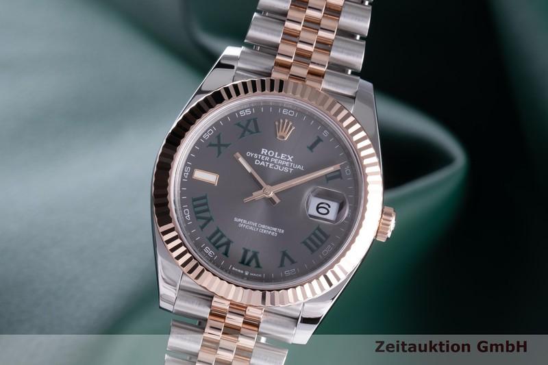 gebrauchte Luxusuhr Rolex Datejust Stahl / Gold Automatik Kal. 3235 Ref. 126331  | 2103836 _0
