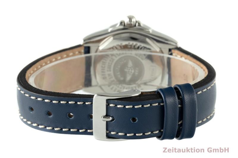 gebrauchte Luxusuhr Breitling Galactic Stahl Quarz Kal. B71 Ref. A71356    2103847 _1