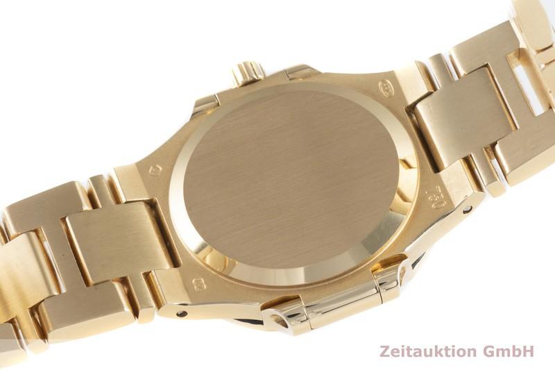 gebrauchte Luxusuhr Patek Philippe Nautilus 18k Gold Quarz Kal. E19C Ref. 4700/51  | 2103876 _1