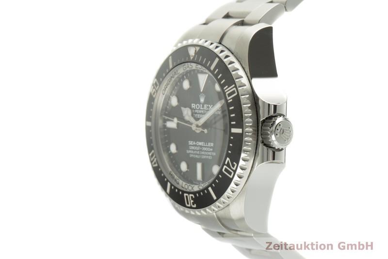 gebrauchte Luxusuhr Rolex Sea Dweller Stahl Automatik Ref. 126660    2103880 _0