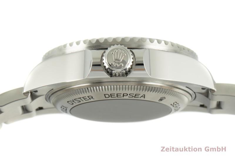 gebrauchte Luxusuhr Rolex Sea Dweller Stahl Automatik Ref. 126660    2103880 _1