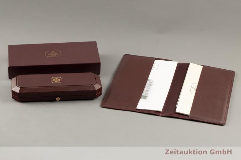 gebrauchte Luxusuhr Patek Philippe Calatrava 18k Gold Handaufzug Kal. 215 Ref. 3893    2103882 _0