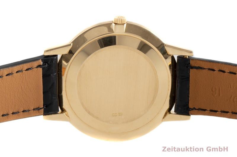 gebrauchte Luxusuhr Patek Philippe Calatrava 18k Gold Handaufzug Kal. 215 Ref. 3893    2103882 _1