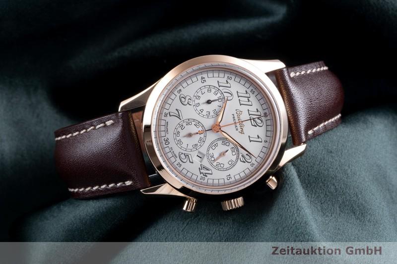 gebrauchte Luxusuhr Breitling Premier Chronograph 18k Gold Automatik Ref. H42035  | 2103892 _0