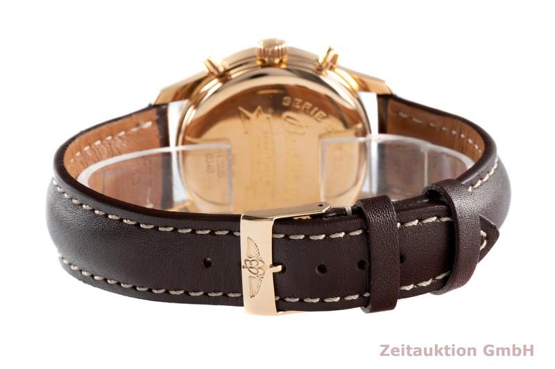 gebrauchte Luxusuhr Breitling Premier Chronograph 18k Gold Automatik Ref. H42035  | 2103892 _1