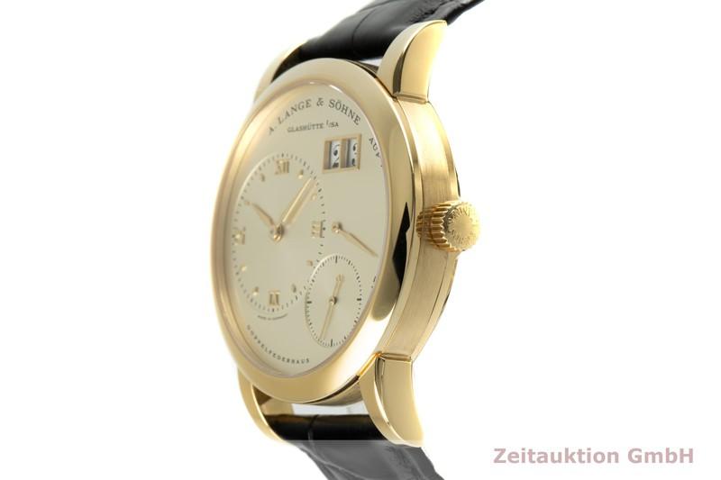 gebrauchte Luxusuhr A. Lange & Söhne Lange 1 18k Gold Handaufzug Kal. L.901.0 Ref. 101.021    2103898 _0