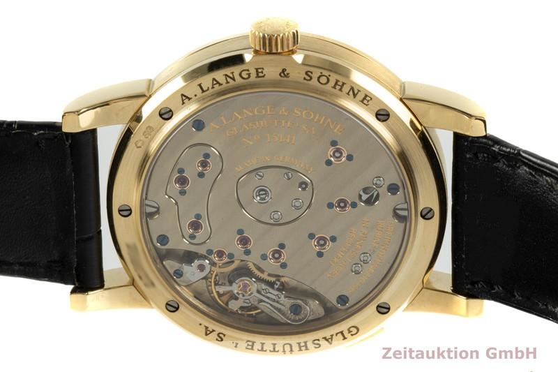 gebrauchte Luxusuhr A. Lange & Söhne Lange 1 18k Gold Handaufzug Kal. L.901.0 Ref. 101.021    2103898 _1
