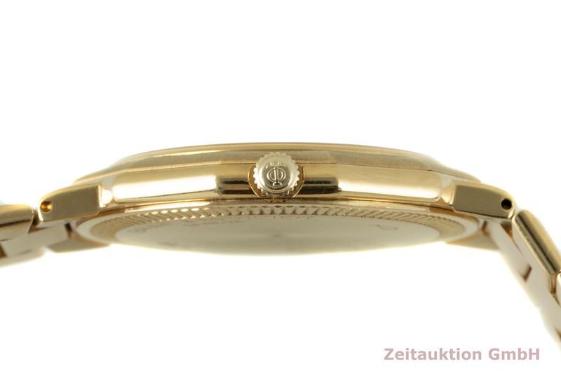 gebrauchte Luxusuhr Baume & Mercier Riviera 18k Gold Quarz Ref. 87012.1  | 2103902 _1