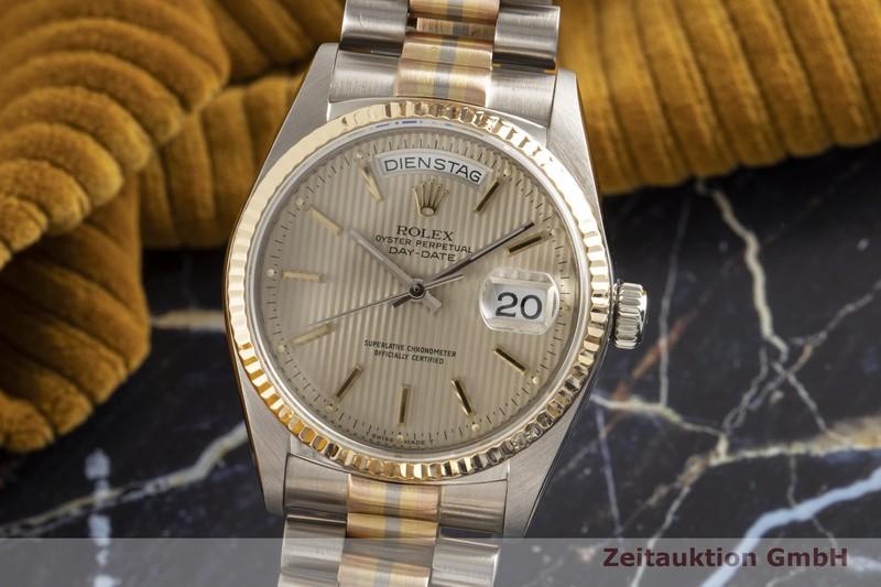 gebrauchte Luxusuhr Rolex Day-Date 18k Gold Automatik Kal. 3055 Ref. 18039B  | 2103912 _0
