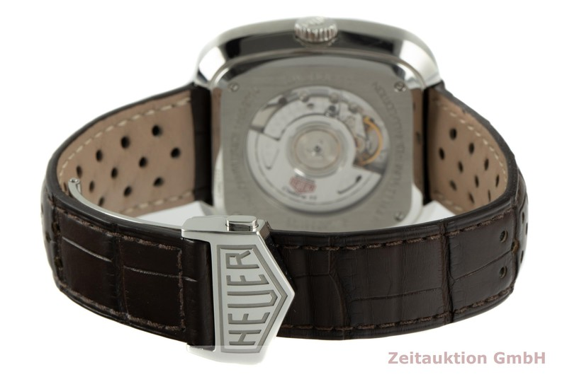 gebrauchte Luxusuhr Tag Heuer Silverstone Chronograph Stahl Automatik Kal. 11 Ref. CAM2111 LIMITED EDITION | 2103940 _1