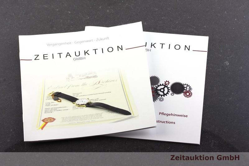 gebrauchte Luxusuhr Patek Philippe Calatrava 18k Weissgold Automatik Kal. 350 Ref. 3573-1    2103942 _0