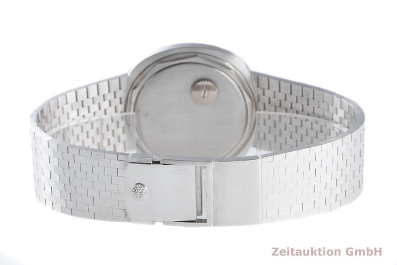 gebrauchte Luxusuhr Patek Philippe Calatrava 18k Weissgold Automatik Kal. 350 Ref. 3573-1    2103942 _1