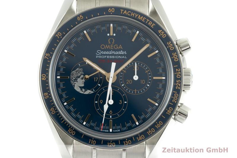 gebrauchte Luxusuhr Omega Speedmaster Chronograph Stahl Handaufzug Kal. 1861 Ref. 311.30.42.30.03.001 LIMITED EDITION | 2103965 _0