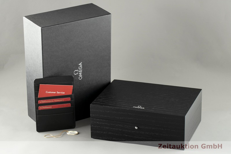 gebrauchte Luxusuhr Omega Speedmaster Chronograph Stahl Handaufzug Kal. 1861 Ref. 311.32.40.30.06.001 LIMITED EDITION   2103967 _0