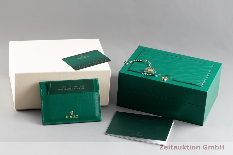 gebrauchte Luxusuhr Rolex Oyster Perpetual Stahl Automatik Kal. 2232 Ref. 277200    2103972 _0