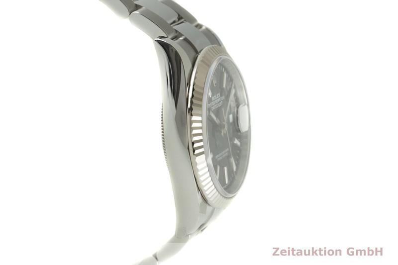 gebrauchte Luxusuhr Rolex Datejust Stahl / Weissgold Automatik Ref. 126234  | 2103998 _0