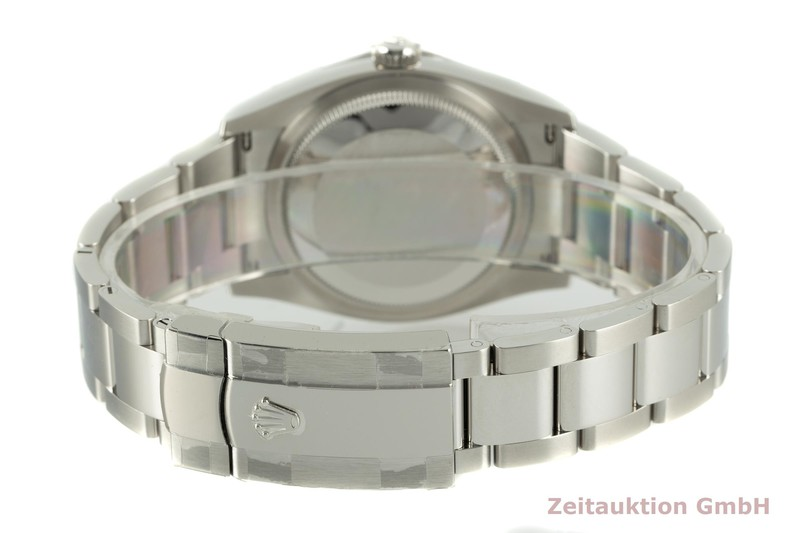 gebrauchte Luxusuhr Rolex Datejust Stahl / Weissgold Automatik Ref. 126234  | 2103998 _1