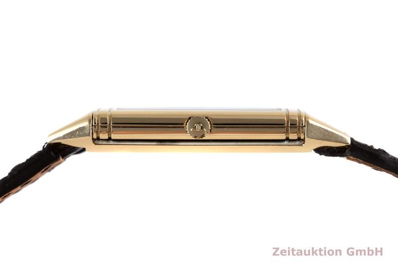 gebrauchte Luxusuhr Jaeger LeCoultre Reverso 18k Gold Quarz Kal. 609 Ref. 140.105.1     2104048 _1