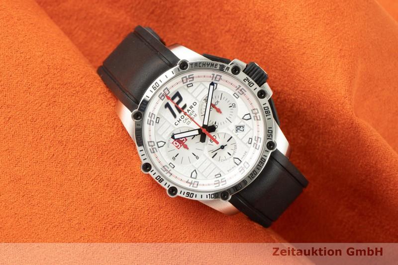 gebrauchte Luxusuhr Chopard Superfast Chronograph Stahl Automatik Kal. 03.05-M Ref. 8535 LIMITED EDITION | 2104085 _0