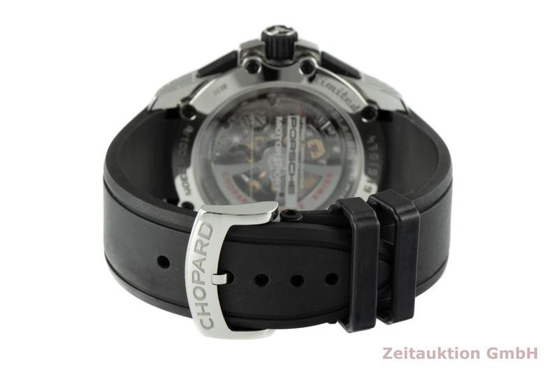 gebrauchte Luxusuhr Chopard Superfast Chronograph Stahl Automatik Kal. 03.05-M Ref. 8535 LIMITED EDITION | 2104085 _1