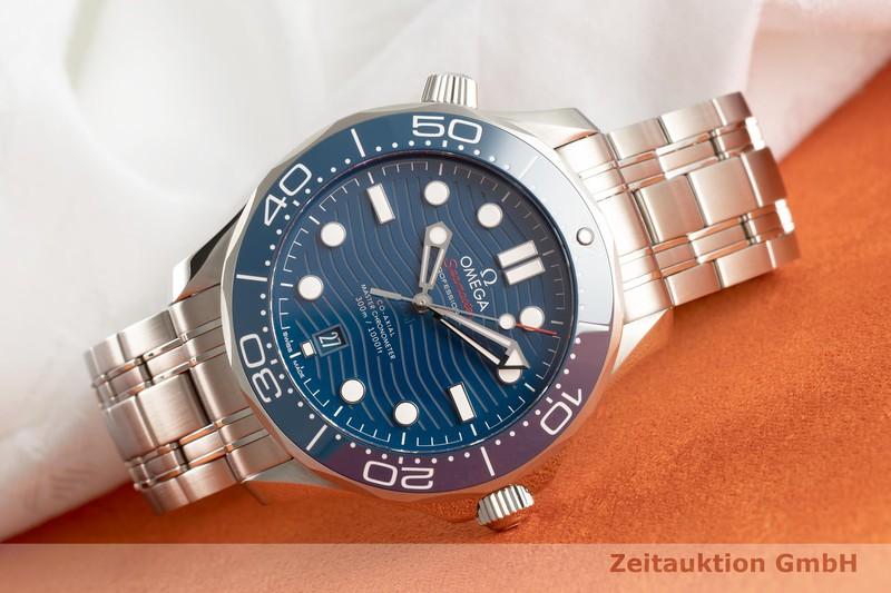 gebrauchte Luxusuhr Omega Seamaster Stahl Automatik Kal. 8800 Ref. 210.30.42.20.03.001  | 2104097 _0