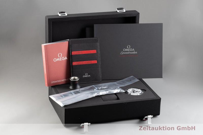 gebrauchte Luxusuhr Omega Speedmaster Chronograph Stahl Handaufzug Kal. 1863 Ref. 311.30.42.30.01.006  | 2104143 _0