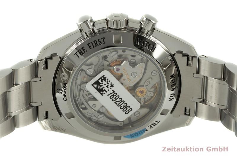 gebrauchte Luxusuhr Omega Speedmaster Chronograph Stahl Handaufzug Kal. 1863 Ref. 311.30.42.30.01.006  | 2104143 _1