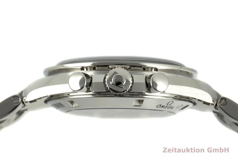 gebrauchte Luxusuhr Omega Speedmaster Moonwatch Chronograph Stahl Handaufzug Kal. 1863 Ref. 311.30.42.30.01.006  | 2104144 _1