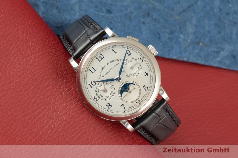 gebrauchte Luxusuhr A. Lange & Söhne 1815 18k Weissgold Handaufzug Kal. L051.3 Ref. LSLS2383AP, 238.026  | 2104161 _0