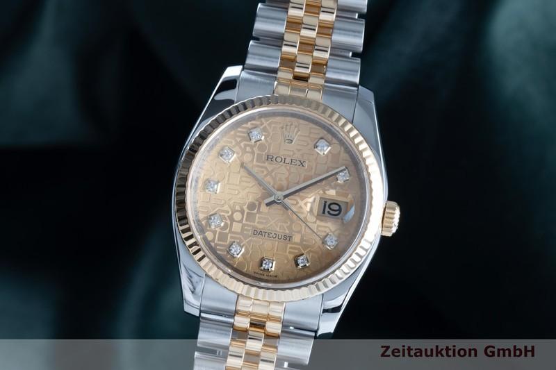 gebrauchte Luxusuhr Rolex Datejust Stahl / Gold Automatik Kal. 3135 Ref. 116233  | 2104172 _0
