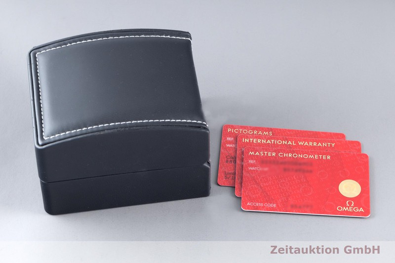 gebrauchte Luxusuhr Omega Seamaster Stahl Automatik Kal. 8806 Ref. 522.32.40.20.04.002 LIMITED EDITION | 2104186 _0