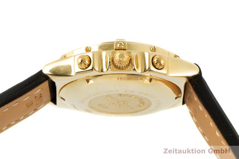 gebrauchte Luxusuhr Breitling Chronomat Chronograph 18k Gold Automatik Kal. B13 Ref. K13050.1    2104196 _1