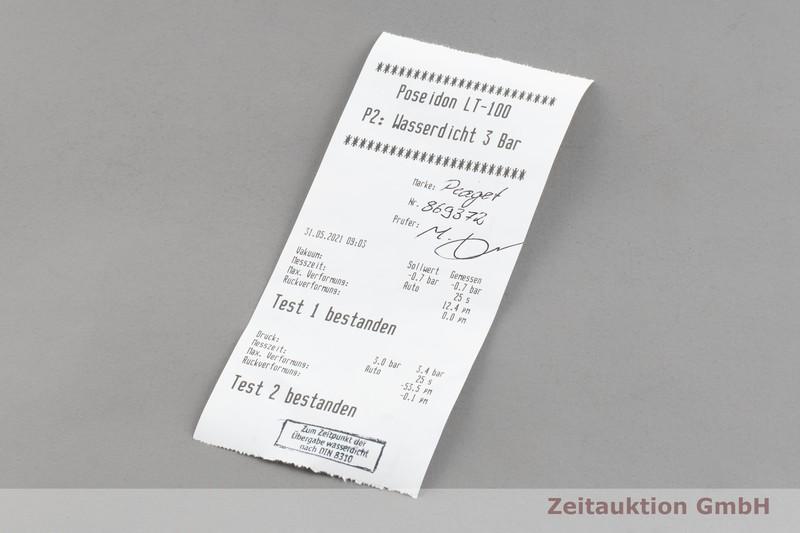 gebrauchte Luxusuhr Piaget Protocol Chronograph 18k Weissgold Quarz Kal. 212P Ref. 14600    2104200 _1