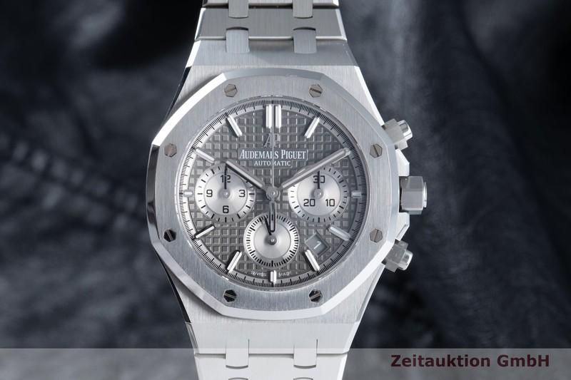 gebrauchte Luxusuhr Audemars Piguet Royal Oak Chronograph Stahl Automatik Kal. 2385 Ref. 26315ST.OO.1256ST.02    2104203 _0