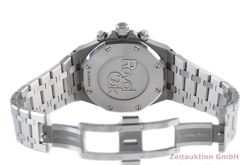 gebrauchte Luxusuhr Audemars Piguet Royal Oak Chronograph Stahl Automatik Kal. 2385 Ref. 26315ST.OO.1256ST.02    2104203 _1