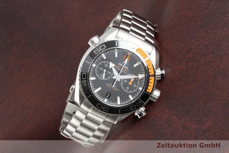gebrauchte Luxusuhr Omega Seamaster Chronograph Stahl Automatik Kal. 9900 Ref. 215.30.46.51.01.002  | 2104204 _0