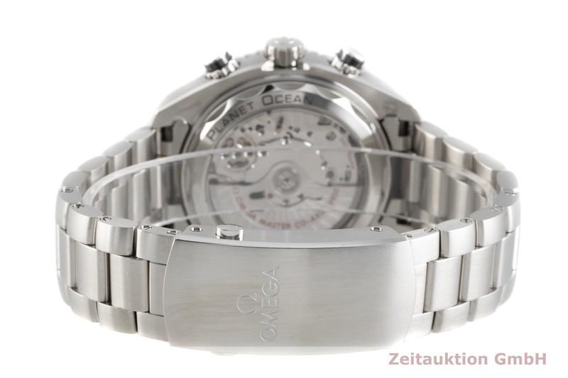 gebrauchte Luxusuhr Omega Seamaster Chronograph Stahl Automatik Kal. 9900 Ref. 215.30.46.51.01.002  | 2104204 _1