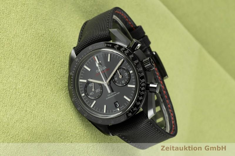 gebrauchte Luxusuhr Omega Speedmaster Chronograph Keramik Automatik Kal. 9300 Ref. 311.92.44.51.01.003  | 2104207 _0