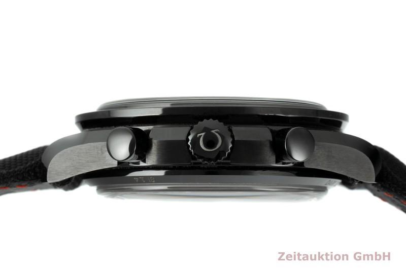 gebrauchte Luxusuhr Omega Speedmaster Chronograph Keramik Automatik Kal. 9300 Ref. 311.92.44.51.01.003  | 2104207 _1
