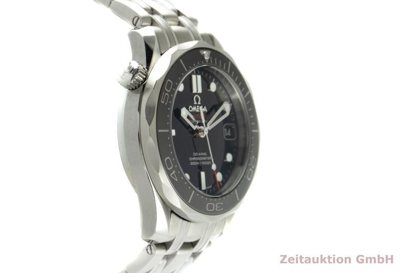 gebrauchte Luxusuhr Omega Seamaster Stahl Automatik Kal. 2500 Ref. 212.30.36.20.01.002    2104225 _0