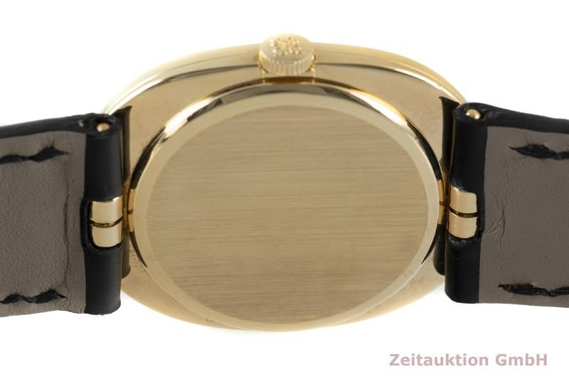 gebrauchte Luxusuhr Patek Philippe Golden Ellipse 18k Gold Handaufzug Kal. 215 Ref. 3848    2104232 _1