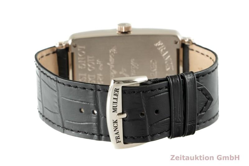 gebrauchte Luxusuhr Franck Muller Long Island 18k Weissgold Automatik Kal. 2800GR Ref. 1100DSR  | 2104240 _1