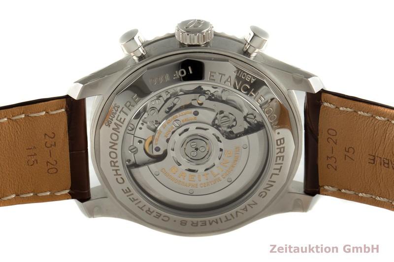 gebrauchte Luxusuhr Breitling Navitimer Chronograph Stahl Automatik Kal. B01 Ref. AB0117 LIMITED EDITION | 2104278 _1
