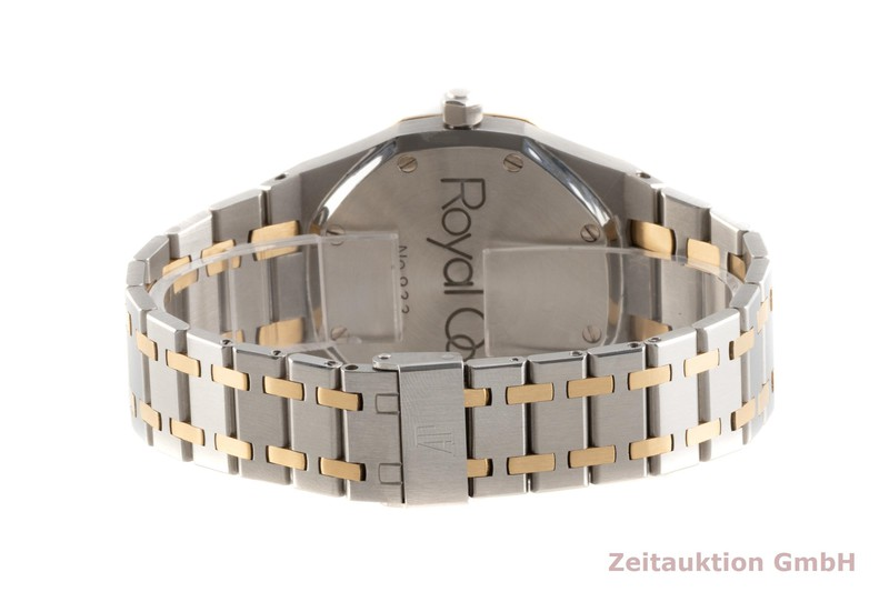 gebrauchte Luxusuhr Audemars Piguet Royal Oak Stahl / Gold Automatik Kal. 2124 Ref. 25594SA    2104281 _1