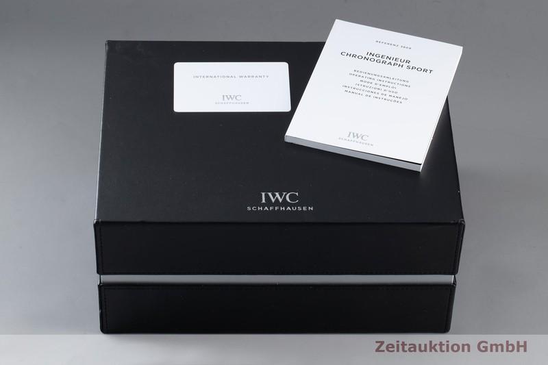 gebrauchte Luxusuhr IWC Ingenieur Chronograph Titan Automatik Kal. C.89361 Ref. IW380902    2104325 _0