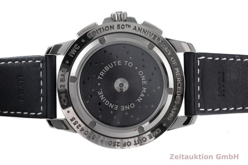 gebrauchte Luxusuhr IWC Ingenieur Chronograph Titan Automatik Kal. C.89361 Ref. IW380902    2104325 _1